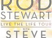 Jose Neto touring with Steve Winwood on the Live the Life Tour with Rod Stewart